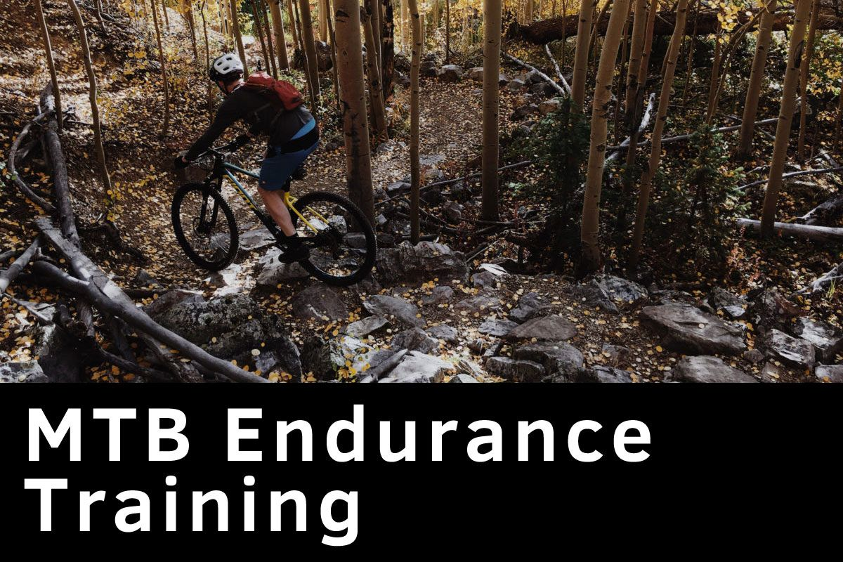 How I'm Training for My First Big Mountain Bike Endurance
