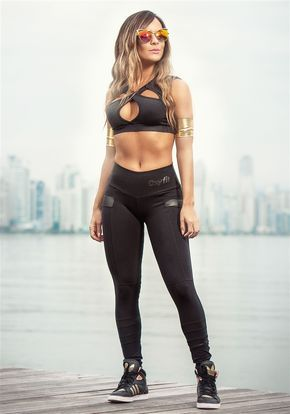 a6a9449c1 OXYFIT Leggings Montaria - Bra Top Crossing - Sexy Yoga Set-BEST FIT BY  BRAZIL carries Brazilian Outfits