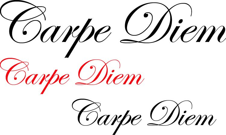 Carpe Diem Tattoo Wrist Google Search Tatouage Carpe Diem
