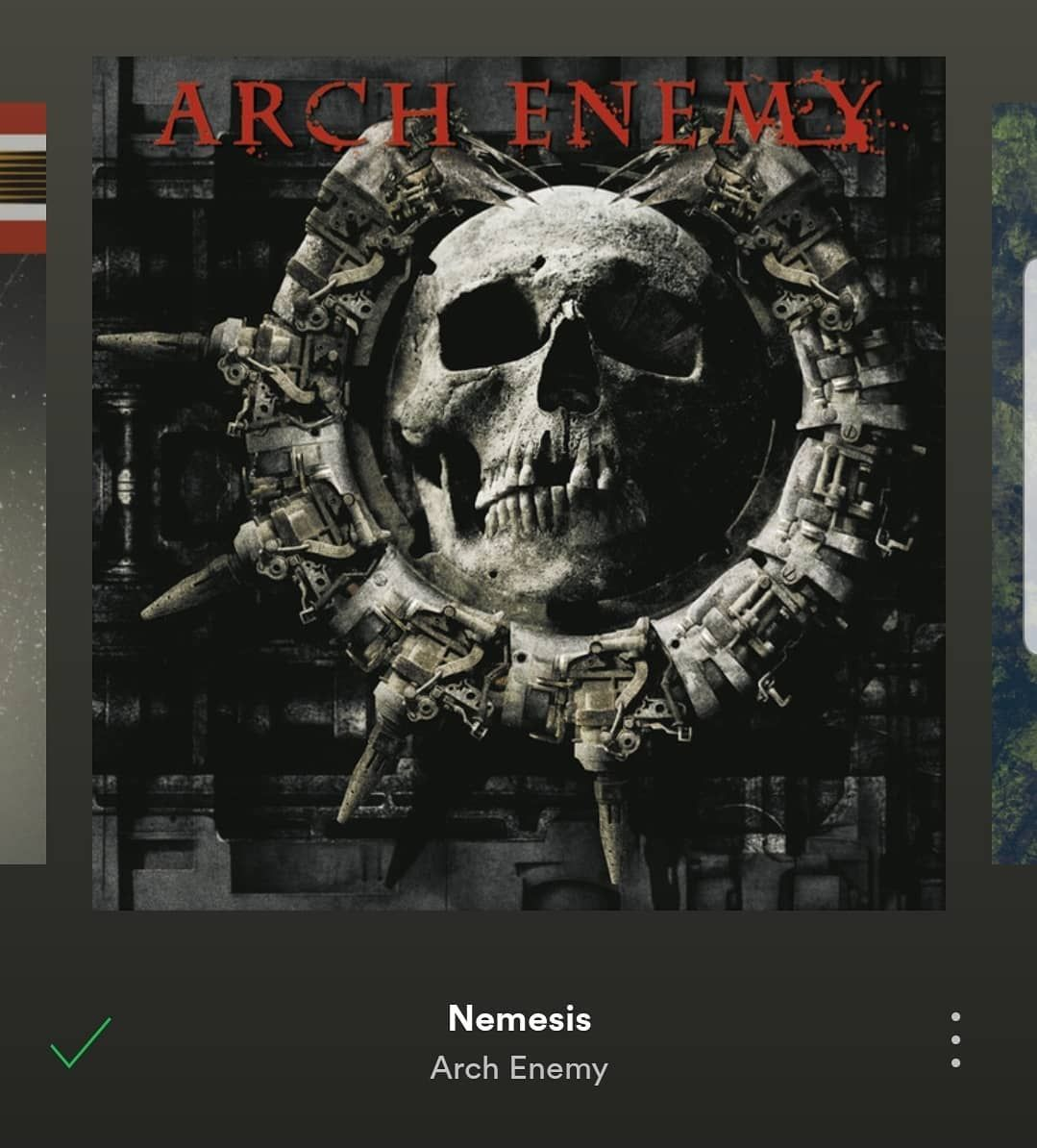 Only Way I Ll Be Getting Through Today Archenemy Metalmusic Melodicmetal Metalastherapy Mytherapy Overit Imdon Instagram Posts Arch Enemy Instagram
