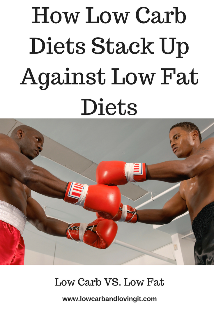 Which is really better for weight loss? A low carb diet or a low fat diet? This article discusses the pros and cons of both diets.