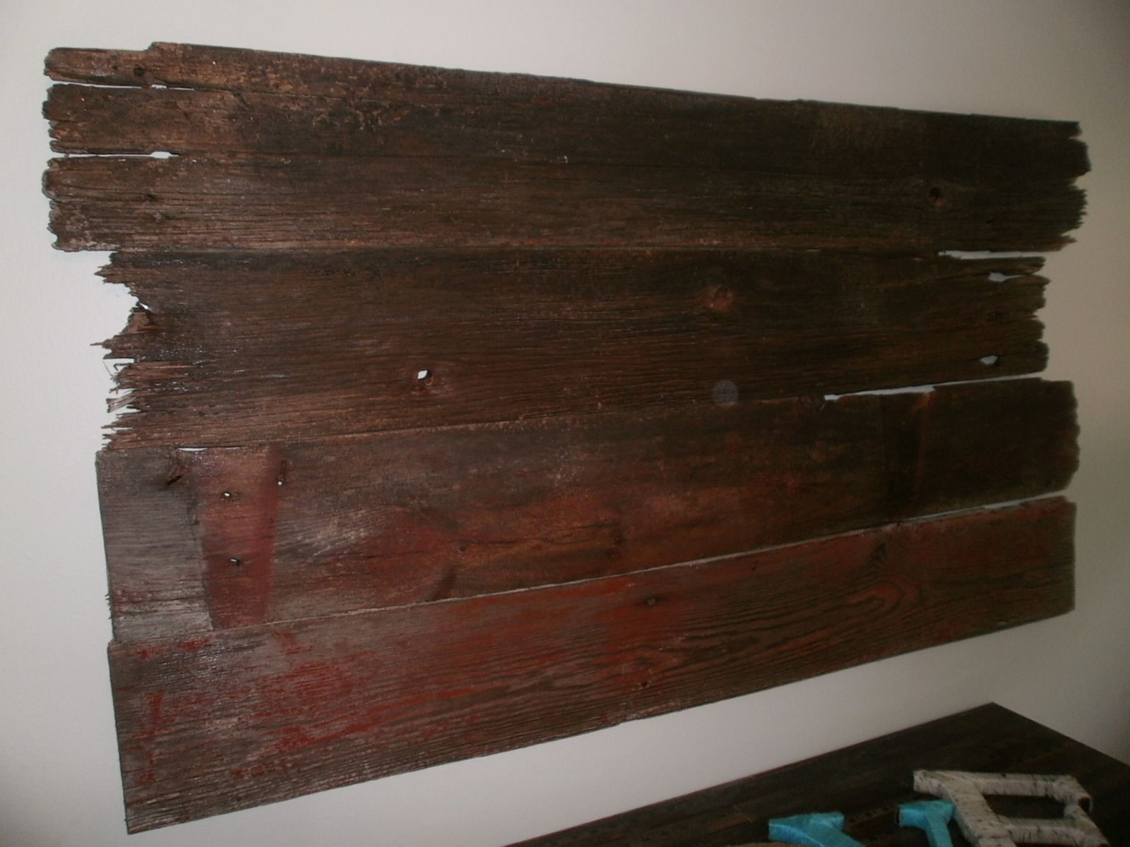 Old Barn Wood Wall Decor Home Decorating Ideas
