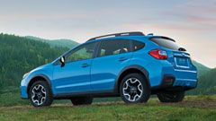 2016 Subaru Crosstrek Hyper Blue