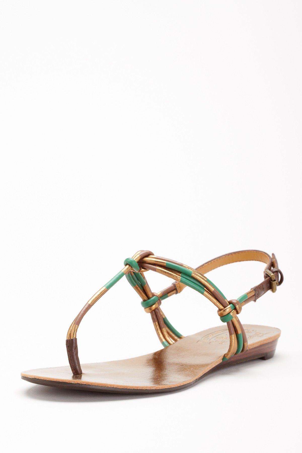 Nine West vintage american collection wellheeled sandal
