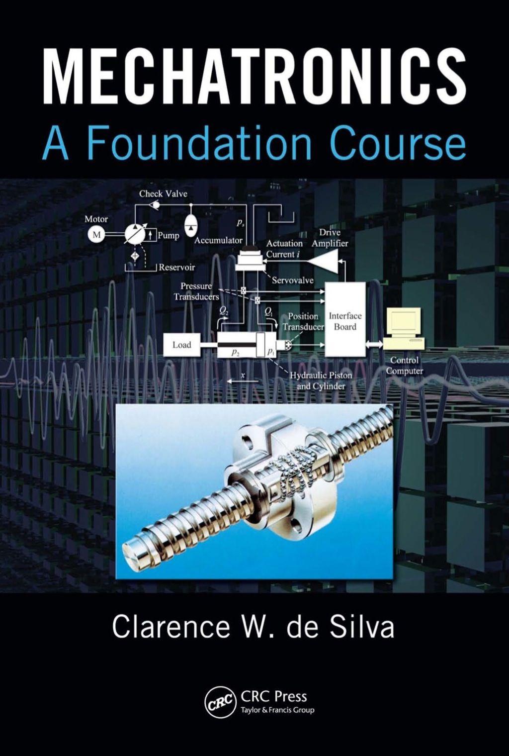 Mechatronics (eBook Rental) | Electronics | Engineering