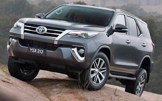 2016 Toyota Fortuner Philippines Release Date Toyota 4runner Toyota Fortuner 2016 Toyota Hilux