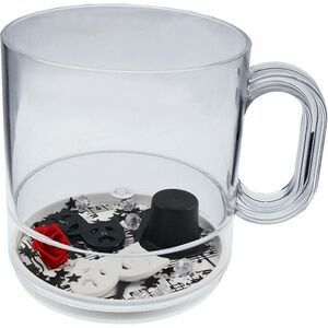 Curtain Call 12 Oz. Compartment Coffee Mug (you can put stuff in the bottom! super cool)