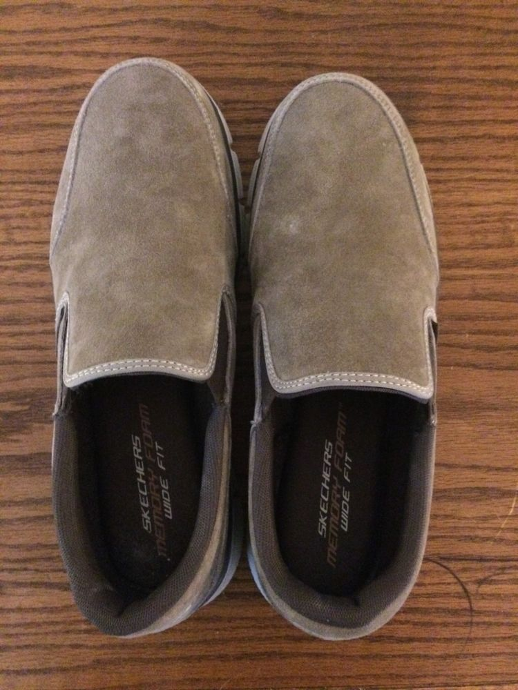 Air Cooled Memory Foam Slip on Shoes