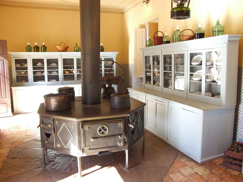 Cocina antigua cocinas de campo pinterest cocinas - Cocinas de campo ...
