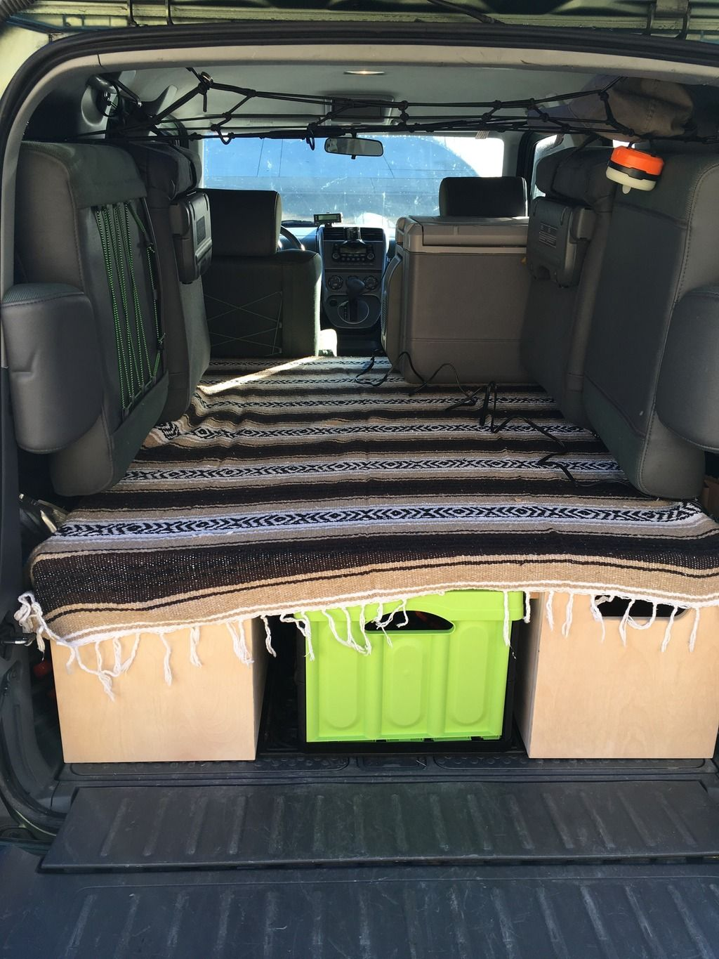 is that yup another sleeping platform honda element owners club forum element. Black Bedroom Furniture Sets. Home Design Ideas