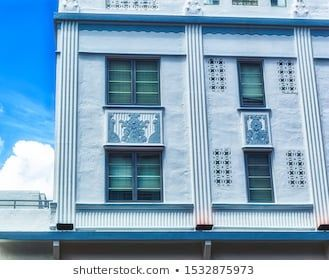 , Miami Beach Florida Usa April 29 Stock Photo (Edit Now) 1532875973 , MIAMI BEACH, FLORIDA, USA, April 29 2019: Old Art Deco building with fine details located in Miami Beach, Florida, USA. #1920s, #1930s, #america, #arc...