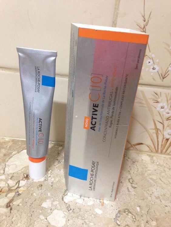 Active C 10 Da La Roche Posay Vitamina C Para A Pele Produtos