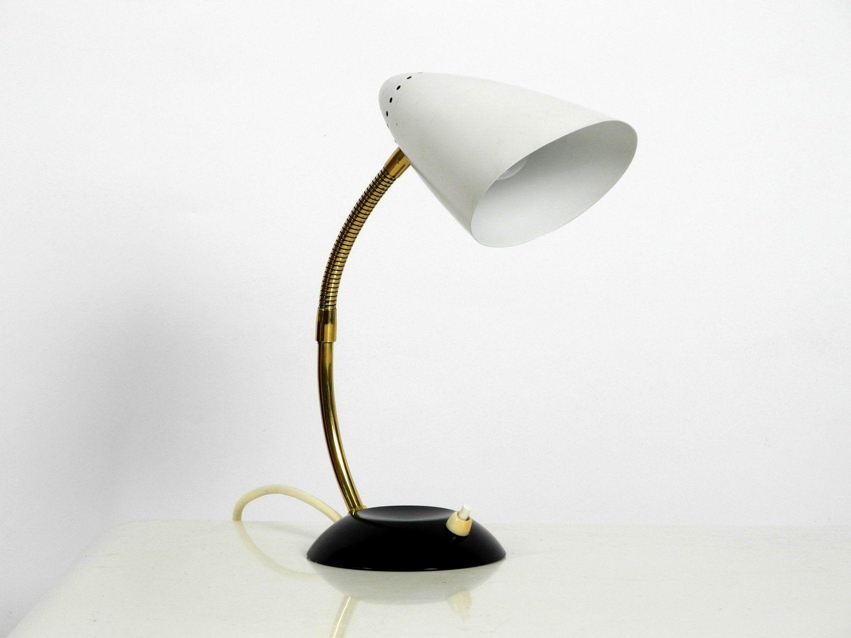 Classic Beautiful Mid Century Modern Table Lamp By Kaiser Leuchten