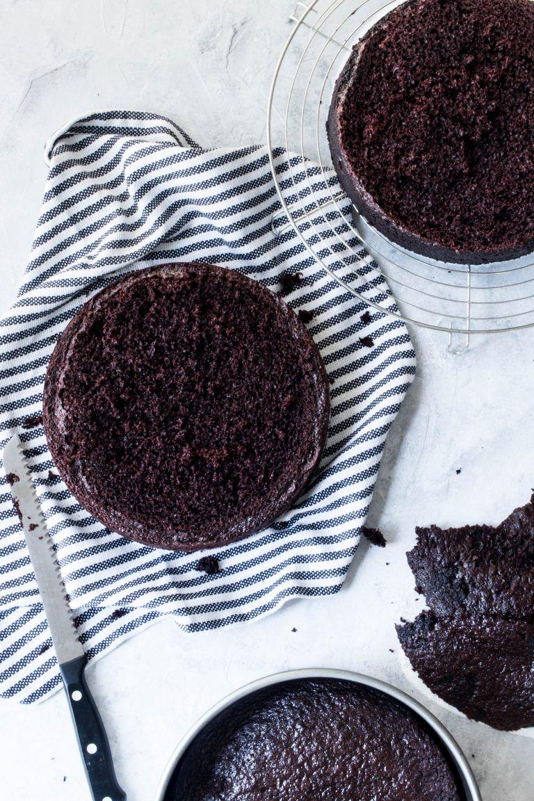 Chocolate layer cake recipe good things baking co