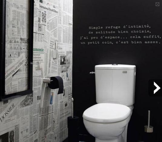 décoration toilette nature | maisons | Pinterest | Decoration