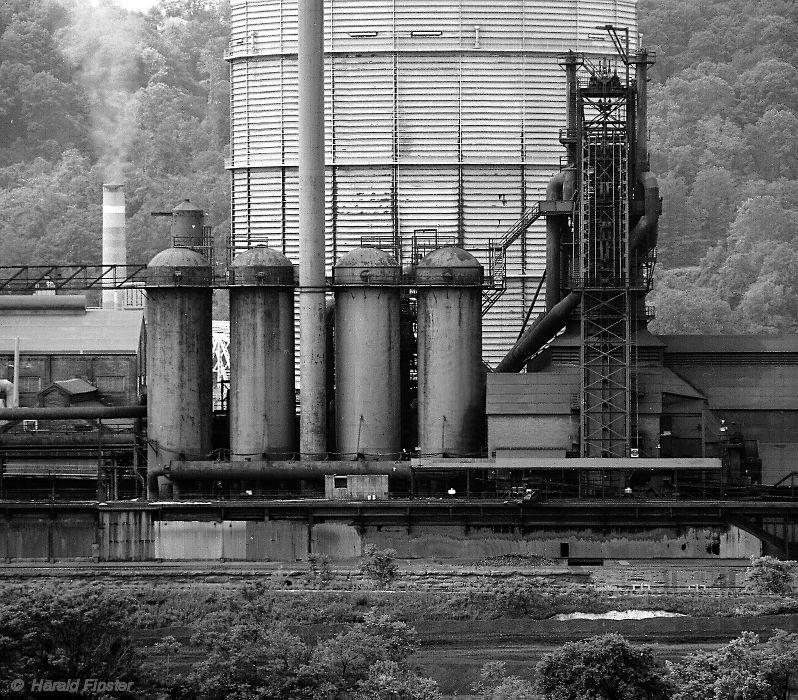 Shenango Inc Steelworks Neville Island Pa Real Steel Steel Mill Pittsburgh