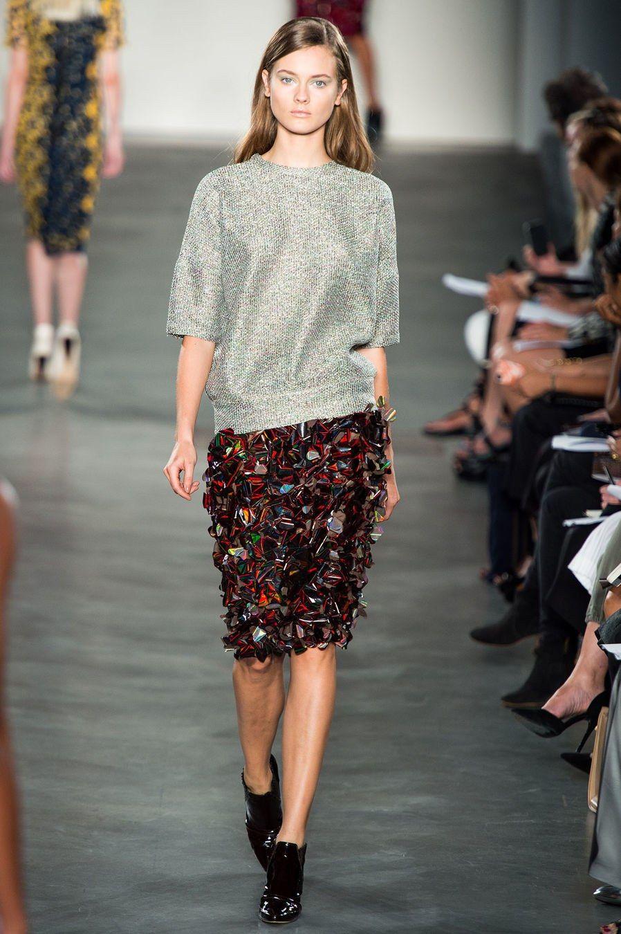 Derek Lam SpringSummer 2013 RTW – New York Fashion Week Derek Lam SpringSummer 2013 RTW – New York Fashion Week new pics