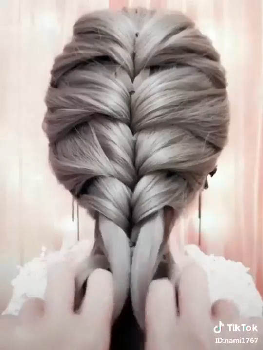 Superb Hairstyle Updo Video for Long Hair