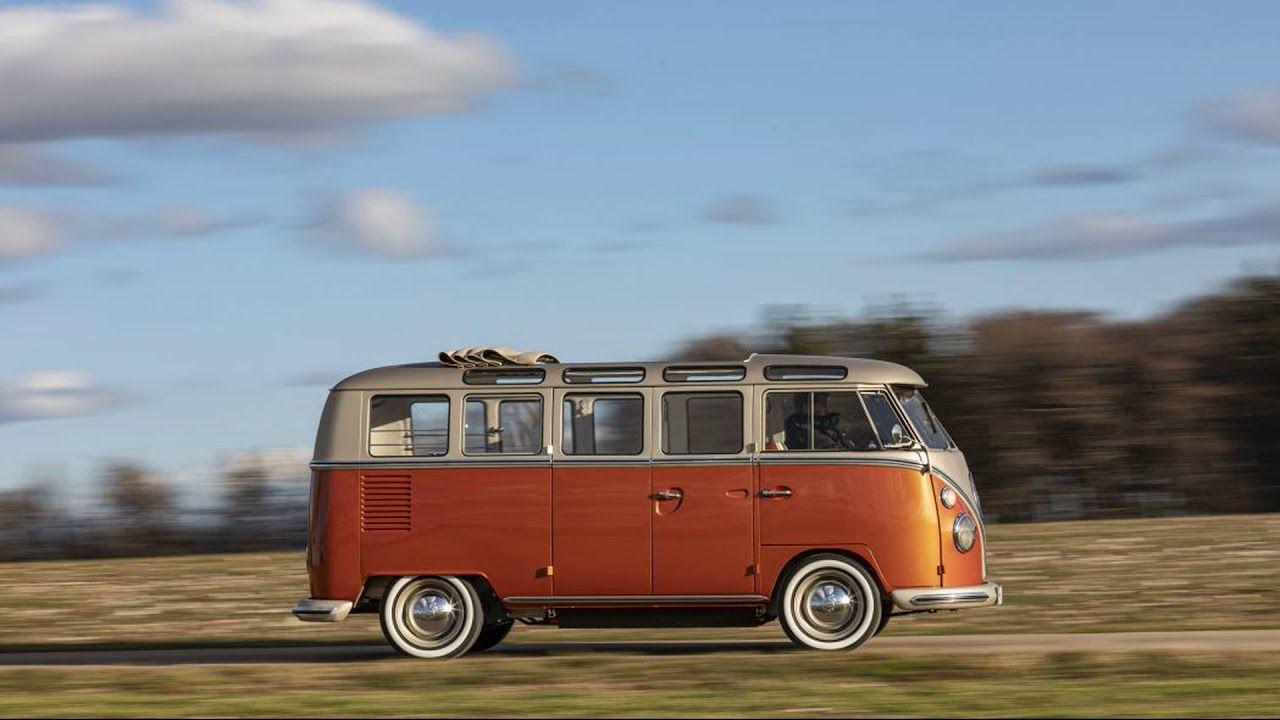 Volkswagen E Bulli Electric In 2020 Volkswagen New Cars Vehicles