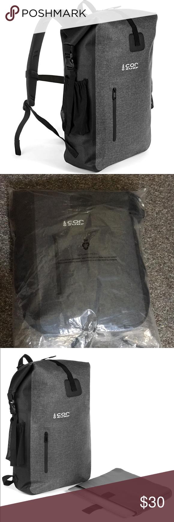 930b31d65d2b Cor surf waterproof backpack ultralight Waterproof Backpack - Ultralight  40L Dry Pack with Removable Laptop Sleeve