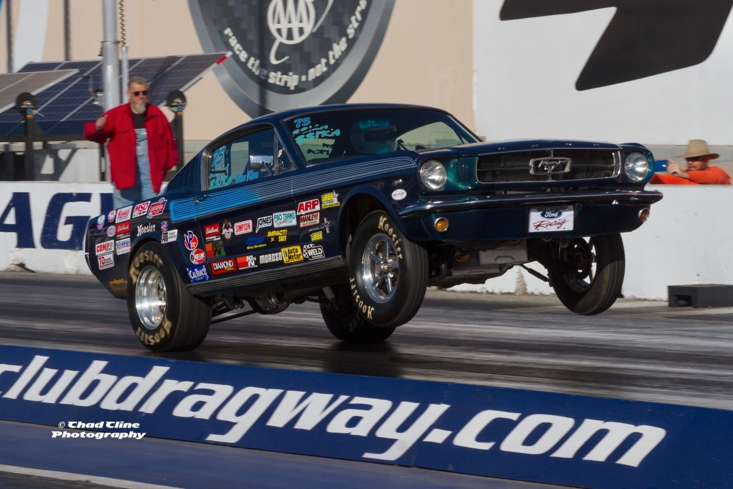 Chad Cline Photography Drag Racing Cars 64 Mustang Old Race Cars