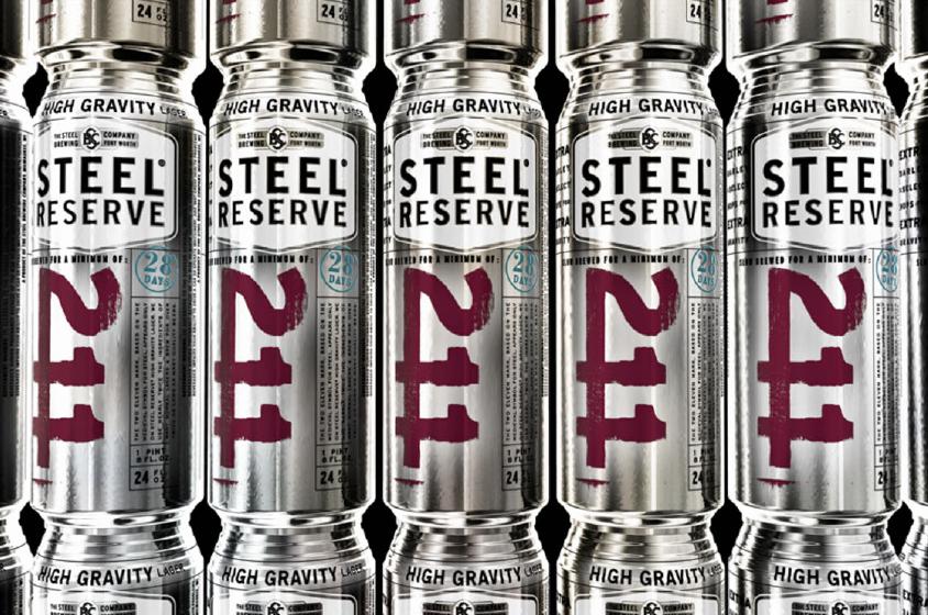 Steel Reserve wallpaper. Design by Turner Duckworth.