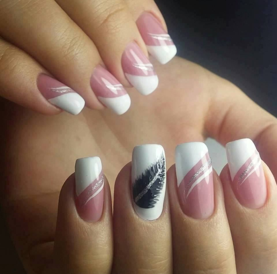 best styles nail art 2018 | Style nails, Orange nail designs and ...