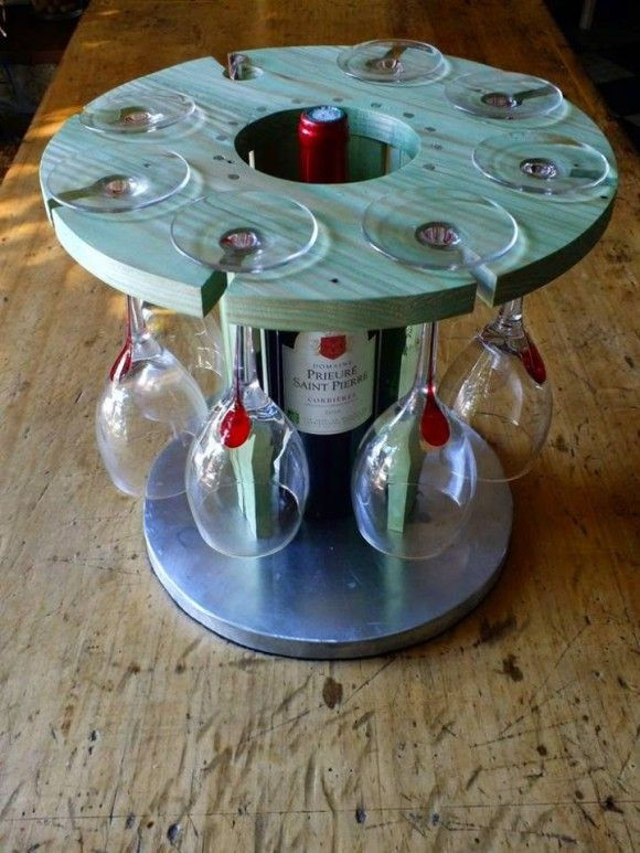 Pallet Wine Racks and Bar Ideas   diy projects   Pinterest   Pallet ...