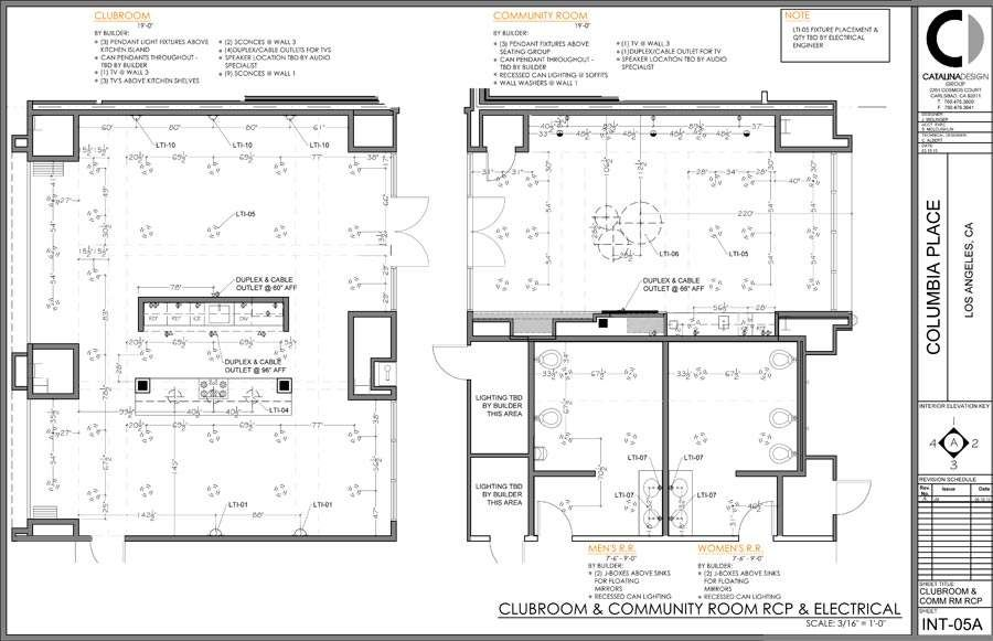 Residential Design Construction Documents And Drawings 5 Interior Design And Construction Commercial Interior Design Interior Design Work