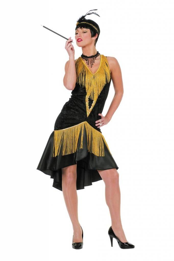 verkleedkleding jaren 20