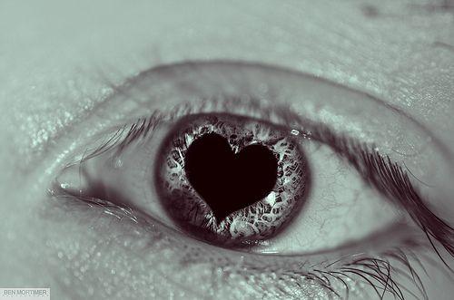 Heart Shaped Pupil Stock Photos Heart Shapes