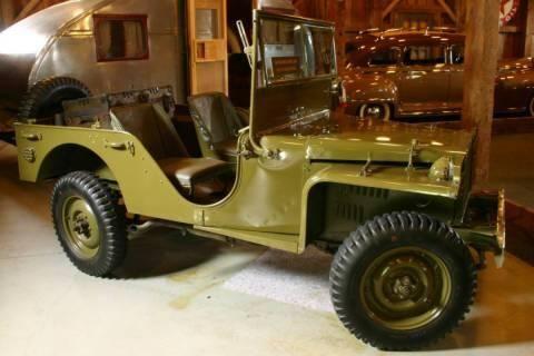 1941 American Bantam Jeep American Austin Car Company