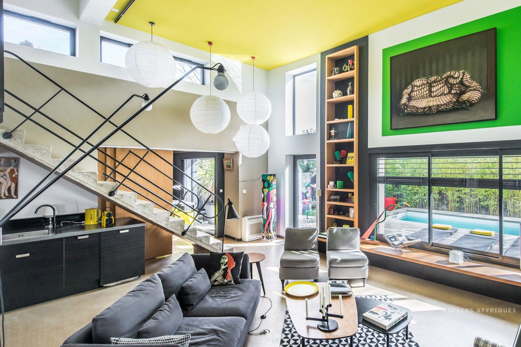 Espace Atypique Aix En Provence villa d'inspiration gerrit rietveld - marseille | maison