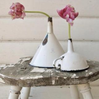 Antique funnels