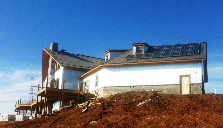 Sun City Solar Power And Solar Hot Water New Construction Perbaikan
