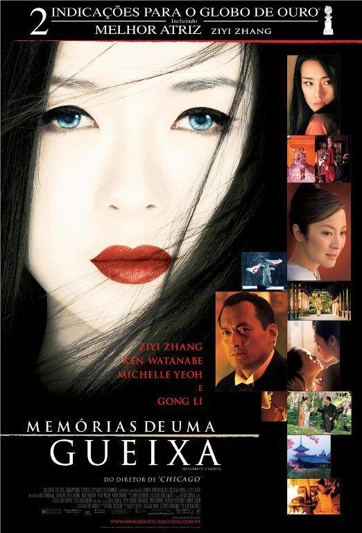 Emocionante E Real Peliculas Completas Memorias De Una Geisha Carteles De Cine