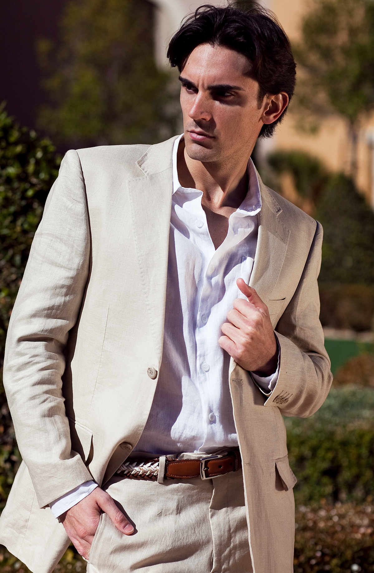 Linen Clothing - Linen Suits - Linen Shirts - Linen Pants - Resort