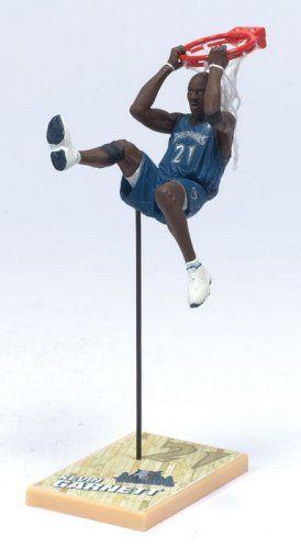 1a08462e39340 McFarlane Toys NBA 3 Inch Sports Picks Series 4 Mini Figure Kevin ...