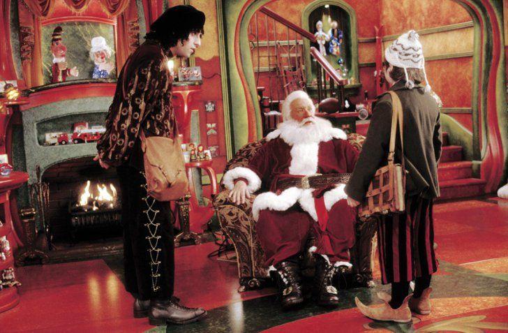Scott Santa Claus And Cupid The Santa Clause 2 The Santa Clause 2 Santa Claus Christmas Movies