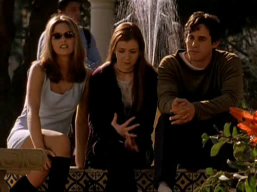 Goal: Look and fight like Buffy, think like Willow, Talk like Xander!!!!