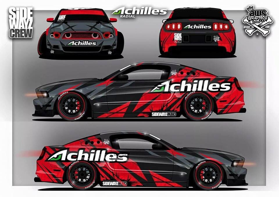 Pin By Yannaing On Car Sticker Pinterest Cars Car Wrap And - Racing car decals designpng race car wraps pinterest cars