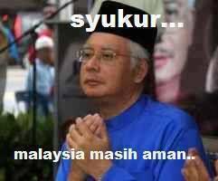 Syukur Malaysia Masih Aman Messages Texting Text Posts