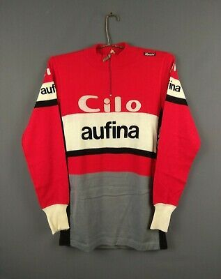 Cilo Aufina Long Sleeve Cycling Jersey
