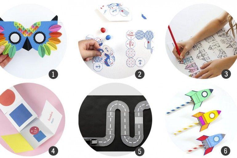 18 Imprimibles Para Aprender Y Jugar Esta Primavera | Cosas Molonas ...