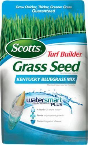 Scotts 18169 Turf Builder Kentucky Bluegrass Mix Grass Seed 7 Lbs