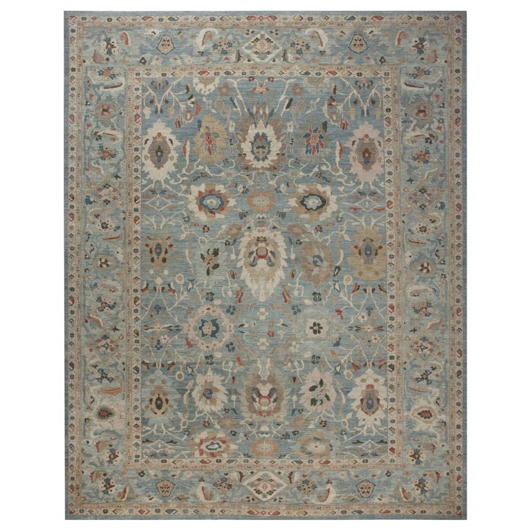 Traditional Sultabad Design Rug Modern Persian Rug Rugs Rugs On Carpet
