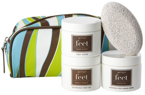 Get Fresh - Relief for Tattered Tootsies