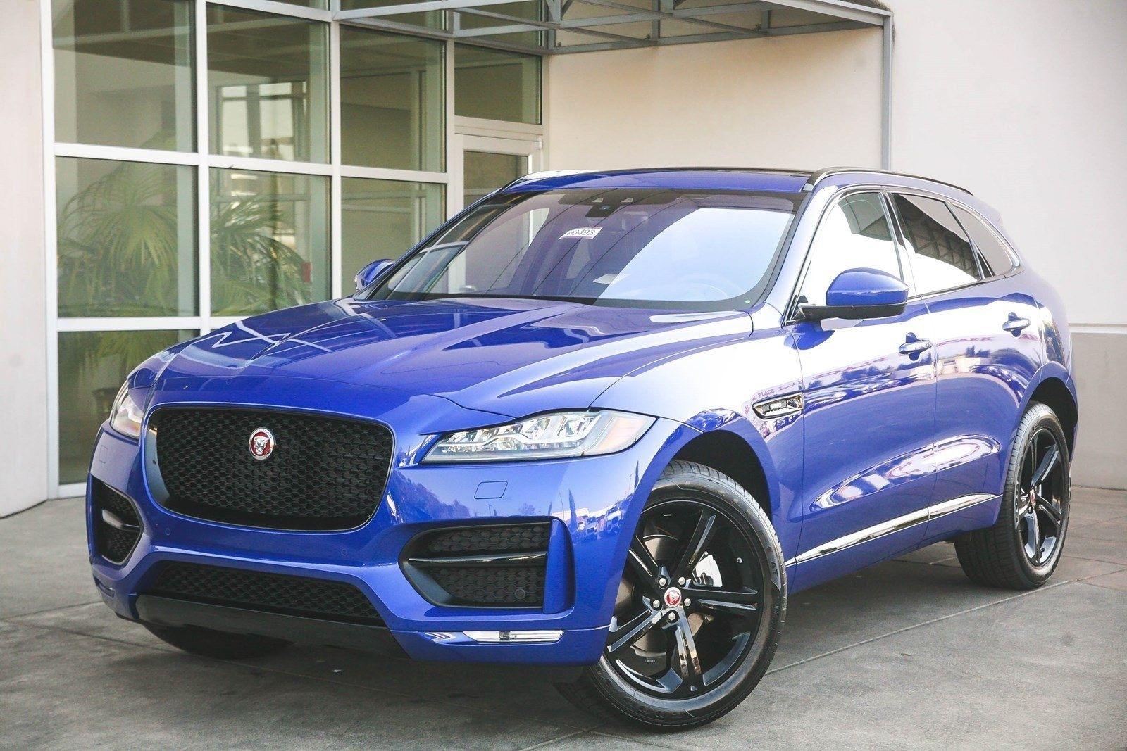 2020 F Pace Svr In 2020 Jaguar Suv Suv Models Suv Reviews