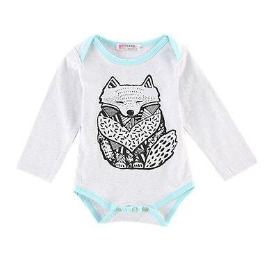 Cuddly Fox Romper Buy It Today From Www Presentbaby Com We Sell A