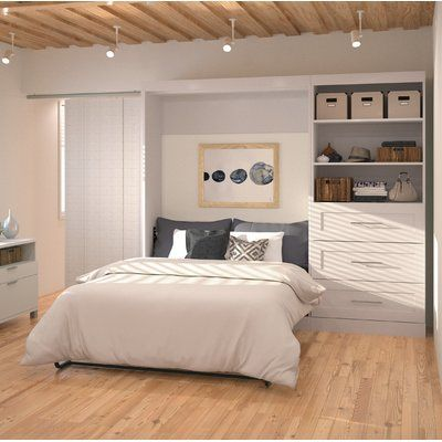 Walley Storage Murphy Bed Full Murphy Bed Wall Bed Bed